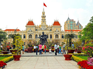 Ho Chi Minh City 4D/3N Itinerary © Lily