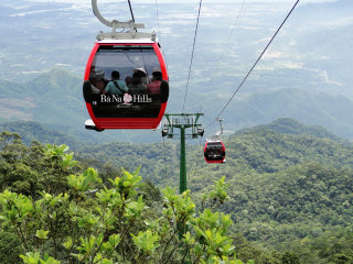 Private transfer from Hoi An - Ba Na hills - Hoi An