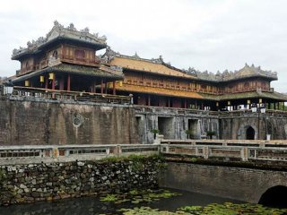 Private transfer from Hoi An to Hue city one way © infoyourlocalbooking