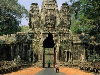 Transfer: Angkor Small Circuit Temples + Floating Village © ankorwatdaytour2015