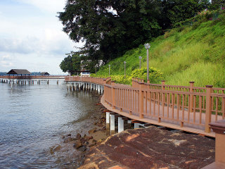 Changi Boardwalk © alantankenghoe
