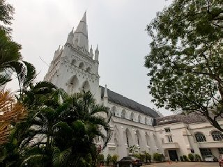 St. Andrew's Cathedral © A Google user