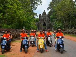 Our Angkor Tour – Siem Reap