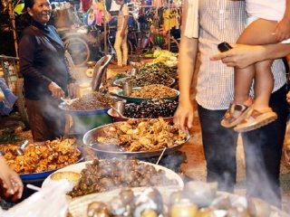 After Dark Foodie Tour – Siem Reap
