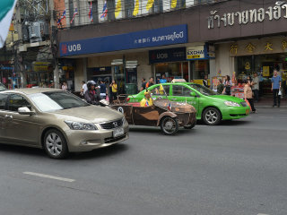 Taxi - Transfer Phom Penh City / Airport - Siem Reap City