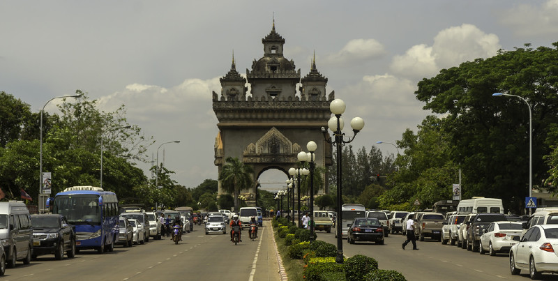 Top 5 cheapest hotels in Vientiane under 25$