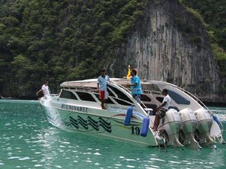 James Bond Island Tour By Speed Boat © phukettoursdirect