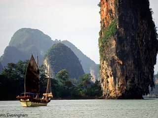 James Bond Island Tour by June Bahtra JUNK Boat