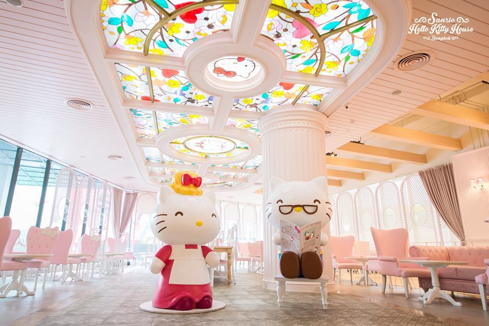 Hello Kitty Houses Latest Painting House Exterior Ideas