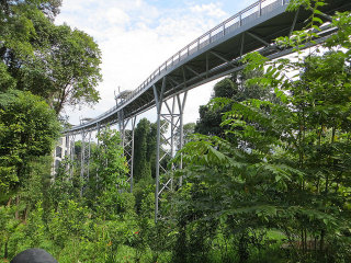 Fort Siloso Skywalk © Wayne Hopkins