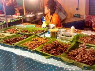Karon Temple Night Market