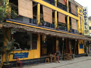 Hue Backpackers Hostel Pub © MR 小a