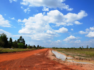 Countryside Ride Siem Reap in 1 Day