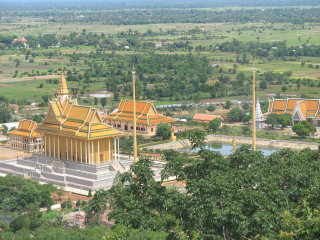 Phnom Penh - Oudong tour 1Day