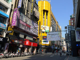 Ximending (Red House Theatre) © Cliffano Subagio