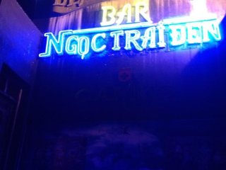 Black Pearl Bar © Loan Truong