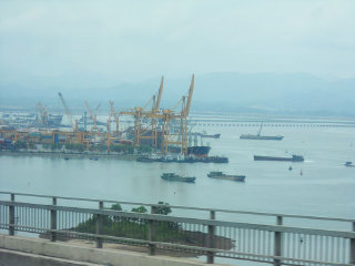 Cai Lan Port © ASM~viwiki