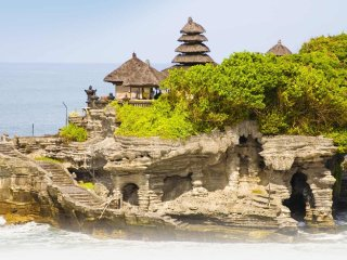 Bali Ubud and Tanah Lot Tour - Half Day © balimahesatour