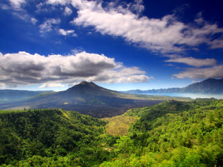 Bali Rafting and Kintamni Volcano Tour