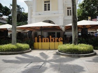 Timbre - The Arts House