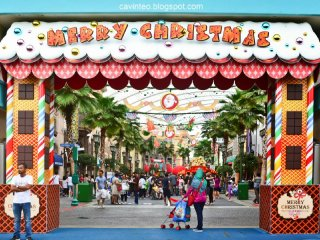 Attraction Combo: Universal Studios Singapore + Night Safari Ticket © bluetravel