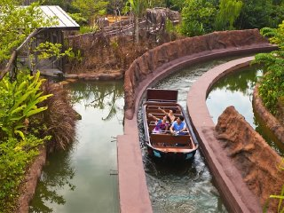 Attraction Combo: 3-in-1: Singapore Zoo + River Safari + Night Safari Ticket
