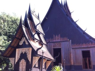 Baan Dam -Black House Museum