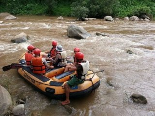 White Water Rafting & ATV © chiangmaitotravel