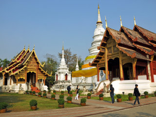 4 Days in Chiang Mai - Nature and Culture