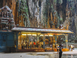 Batu Caves, Selayang Hot Spring, Deerland, Kuala Gandah Elephant Sanctuary and Fireflies