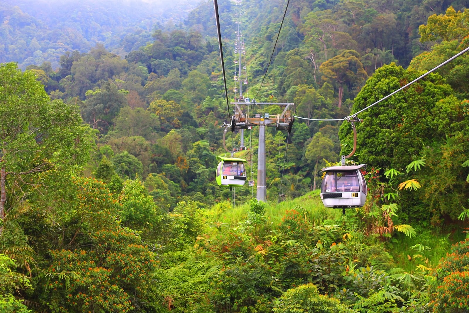Genting Highlands And Batu Caves Full Day In Kuala Lumpur