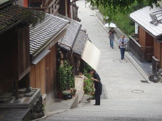 World Heritage Kiyomizu-dera Temple & Gion Walking Tour