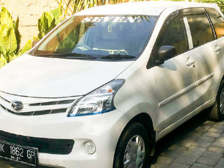 Private transfer : Ngurah Rai Airport - Ubud