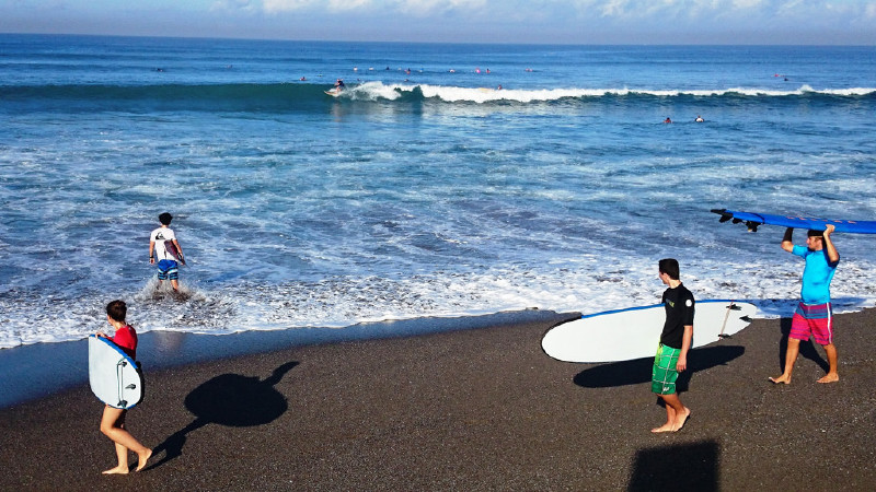 Top 5 Outstanding Surf Sport In Bali For Beginners