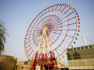 Odaiba Ferries Wheel