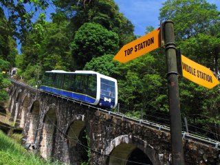 Penang Hill And Temple Tour