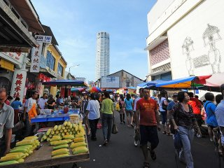 Living Culture Of Penang