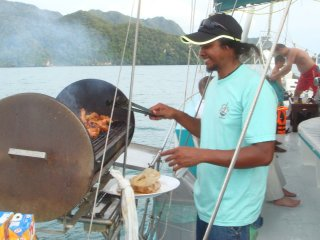 Discover Langkawi Day Cruise (Sharing of Vehicle and Yacht Tour) © malaysiasightseeingtours