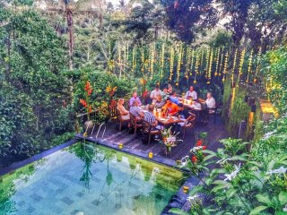 The Kampung Resort Ubud © The Kampung Resort Ubud