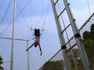 The Flying Trapeze © Sentosa