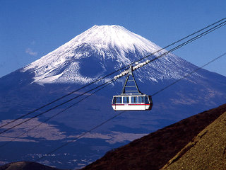 1-Day Mt. Fuji & Hakone Tour (Return by Shinkansen)