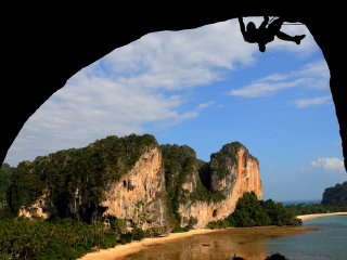 Rock Climbing Railay - Half Day