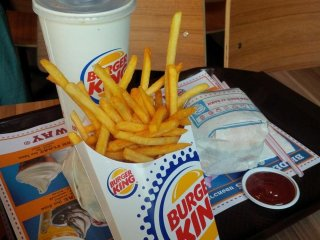 Burger King Krabi