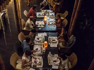 Fivelements Sakti Dining Room © Fivelements