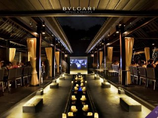 Bulgari Resort Bali's Restaurant © Bulgari Hotels & Resorts Bali