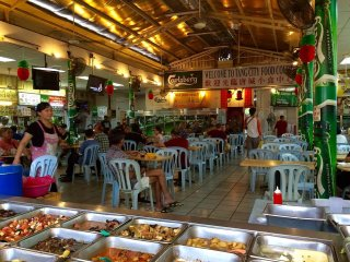Tang City Food Court © Selina Light