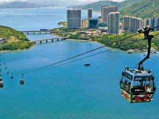 LA360 360° Lantau Explorer Tour © infohk.asiatravel