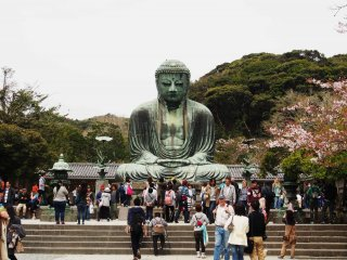 The Great Buddha and Temples (Kamakura)