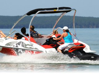 3 in 1 Water Sports Package © cebutours
