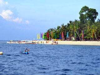 Honda Bay Island Hopping Tour © ilink.ph
